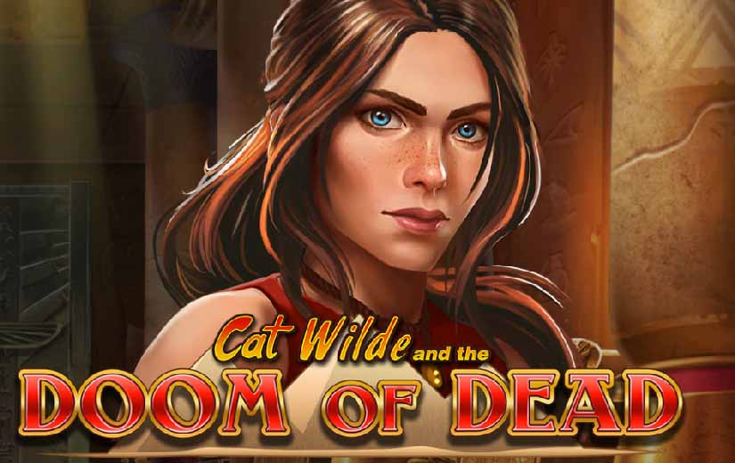 Cat Wilde Doom of Dead PlaynGO