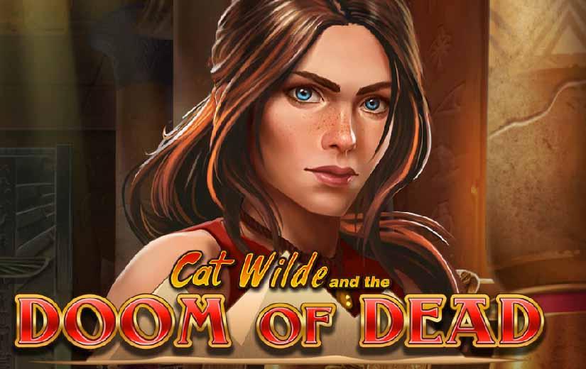 Cat Wilde Doom of Dead PlaynGO