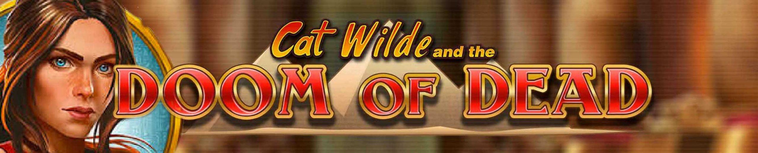 Cat-Wilde-Doom-of-Dead-Spielautomat