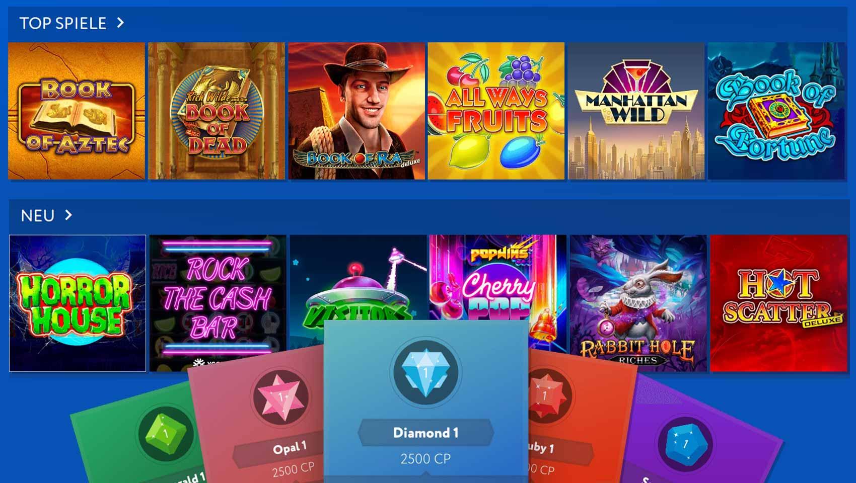 Grand mondial casino mobile