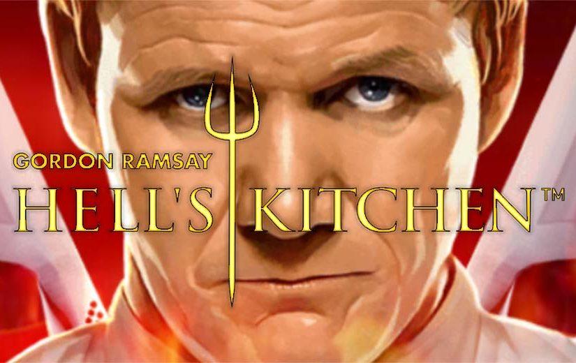 Gordon Ramsay Hells Kitchen NetEnt Slot Test