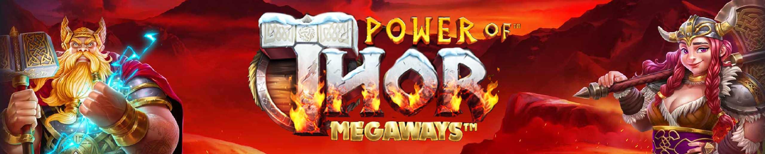 Power of Thor MegaWays Slot Test
