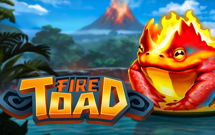 Fire Toad Play´n GO