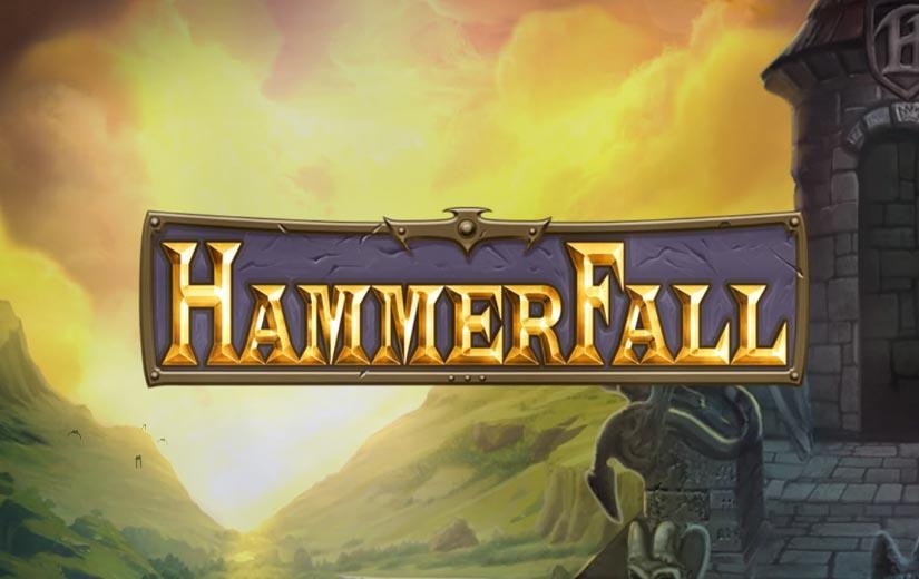 Hammerfall Play n GO Online Slot