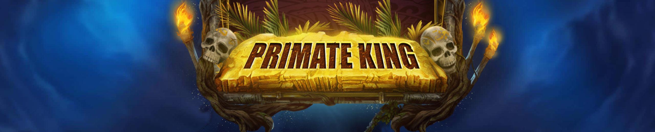 Primate King Red Tiger Gaming